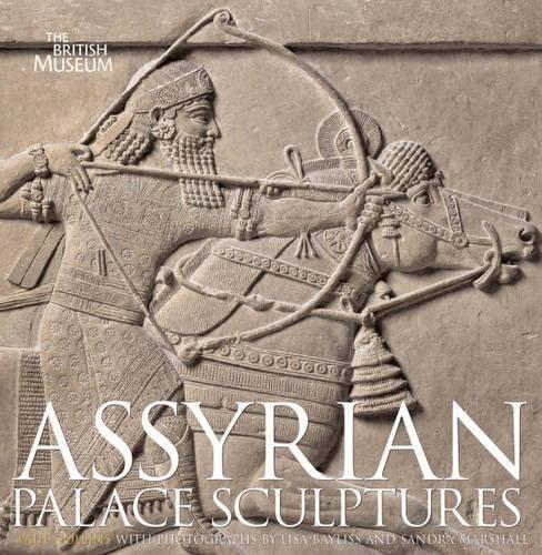 9780714111674: Assyrian Palace Sculptures