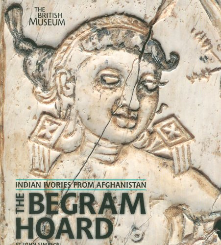 9780714111780: The Begram Hoard: Indian Ivories from Afghanistan