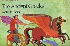 9780714112831: The Ancient Greeks Activity Book (British Museum Activity Books)