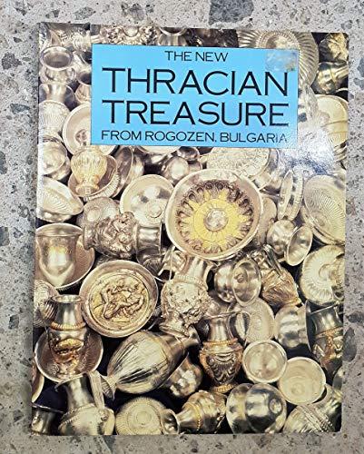 9780714112909: New Thracian Treasure from Rogozen Bulgaria