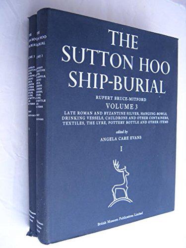 9780714113487: The Sutton Hoo Ship Burial