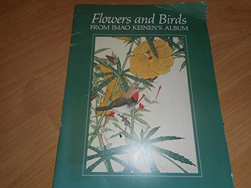 9780714114293: Flowers and Birds from Imao Keinen's Album