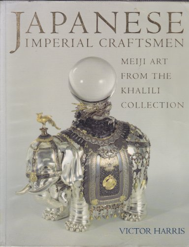 9780714114637: Japanese Imperial Craftsmen: Meiji Art from the Khalili Collection