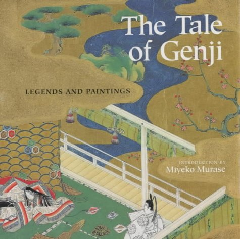 9780714114965: TALE OF GENJI (Cased) [O/P]: Legends and Paintings