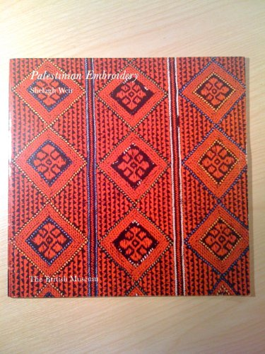 9780714115085: Palestinian Embroidery