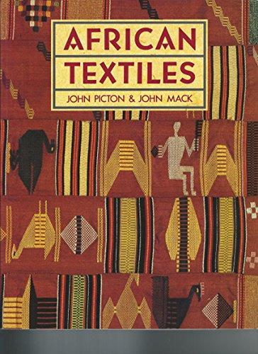 9780714115955: African Textiles