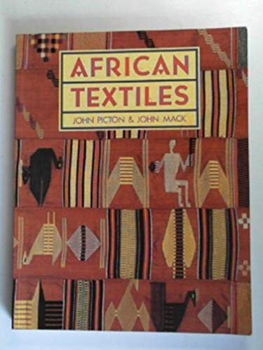 9780714115955: African Textiles