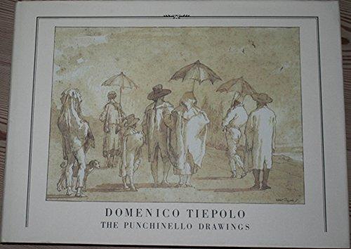 "9780714116334: Domenico Tiepolo: ""Punchinello"" Drawings"