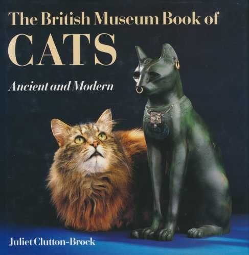 9780714116648: The British Museum Book of Cats