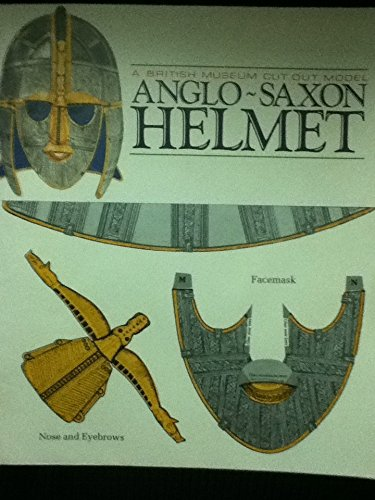 9780714116730: Anglo-Saxon Helmet (British Museum make your own cut-out models)