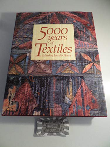 9780714117157: 5000 years of Textile