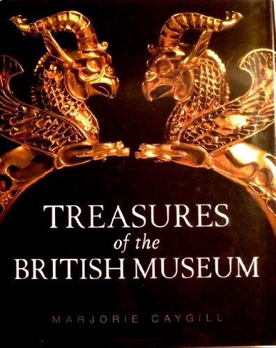 9780714117270: TREASURES OF THE BRIT.MUSEUM