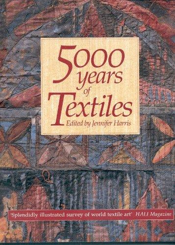 9780714117690: 5000 Years of Textiles (Pb)