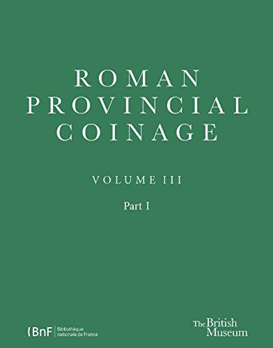 9780714118277: Roman Provincial Coinage III: Nerva, Trajan and Hadrian (AD 96-138)