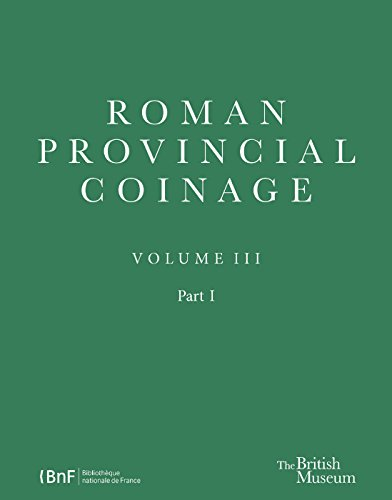 Roman Provincial Coinage III: Michel Amandry