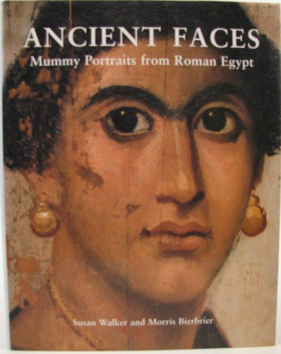 9780714119052: ANCIENT FACES (cased): Mummy Portraits from Roman Egypt