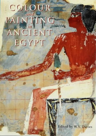 9780714119281: Colour & Painting in Ancient Egypt