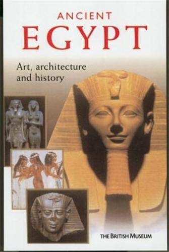 9780714119502: Ancient Egypt. Art, Architecture and History (Art, Architechture and History)