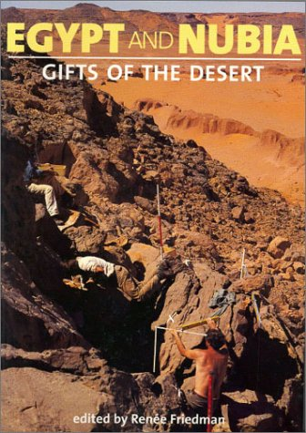9780714119540: Egypt and Nubia: Gifts of the Desert (None)