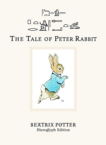 9780714119694: Tale of Peter Rabbit : The Hieroglyph Edition