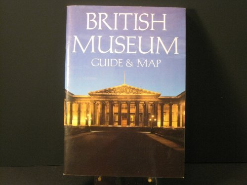 9780714120119: British Museum Guide and Map