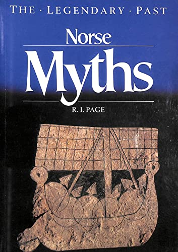 9780714120621: Norse Myths (The Legendary Past)