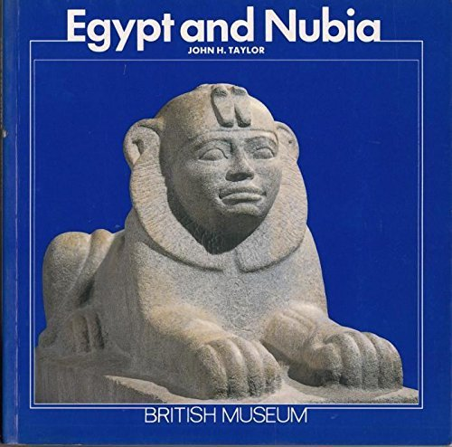 Egypt and Nubia (Introductory Guides): Taylor, John
