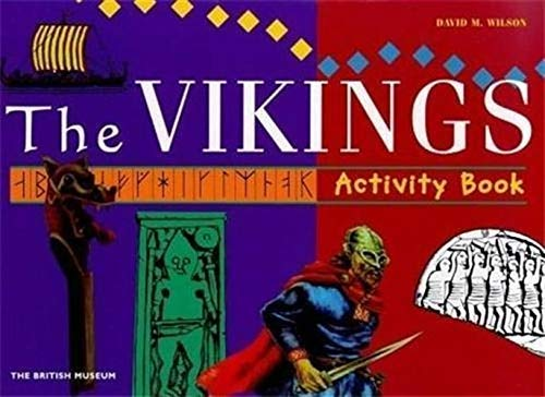 The Vikings (British Museum Activity Books): Wilson