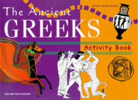 9780714121765: The Ancient Greeks (British Museum Activity Books)