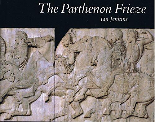 9780714122007: The Parthenon Frieze
