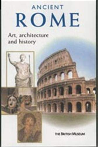 9780714122342: Ancient Rome: Art, architecture and history