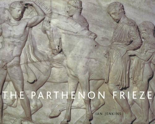9780714122373: The Parthenon Frieze (Paperback) /Anglais