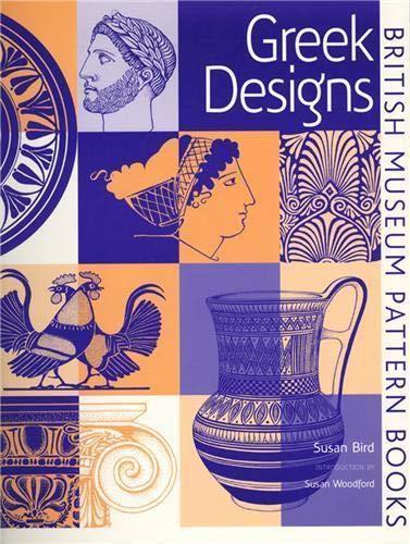 9780714122397: Greek Designs (British Museum Pattern Books)