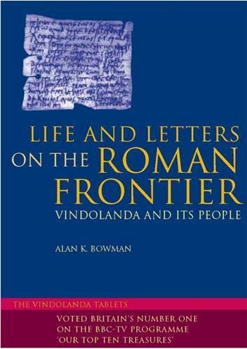 9780714122465: Life and Letters on the Roman Frontie