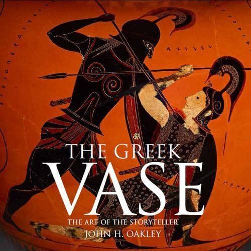 9780714122779: The Greek Vase: Art of the Storyteller