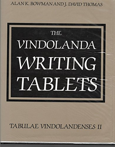 9780714123004: The Vindolanda Writing Tablets (v. 2)