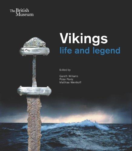 9780714123363: Vikings Life and Legend (Hardback) /Anglais