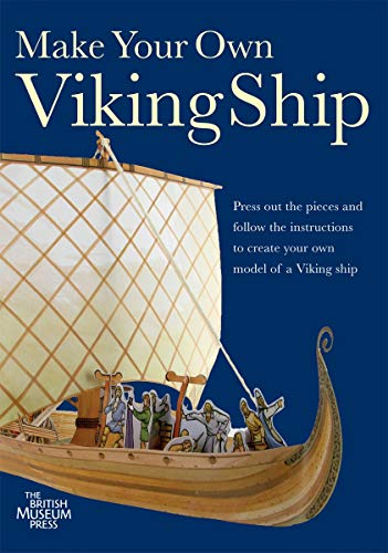 9780714123431: The viking ship model : Edition en anglais