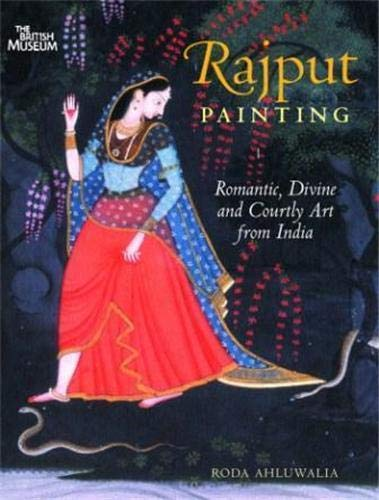 9780714124353: Rajput Painting: Romantic, Divine and Courtly Art from India