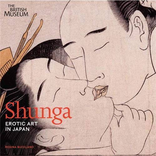 9780714124636: Shunga erotic art in Japan /anglais
