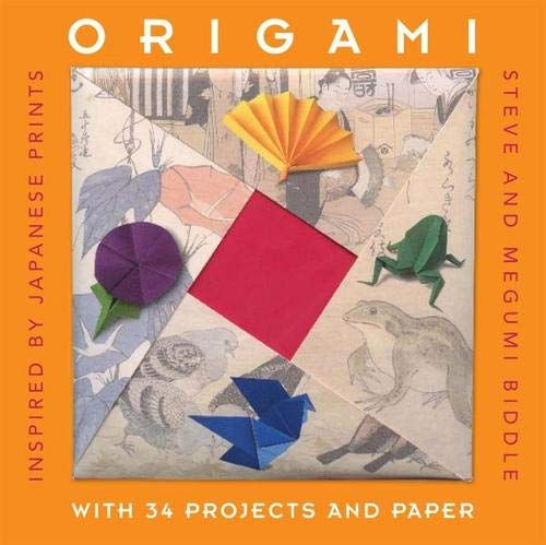 9780714124711: Origami: Inspired by Japanese Prints (Gift Sets)