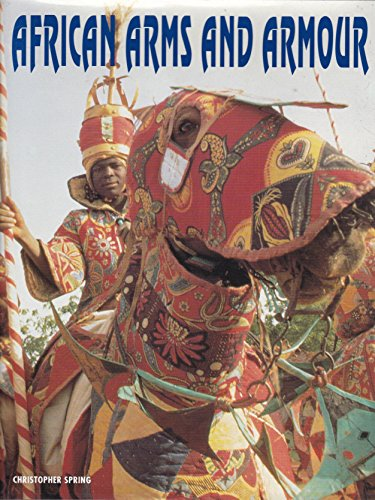 9780714125084: African Arms and Armour /Anglais