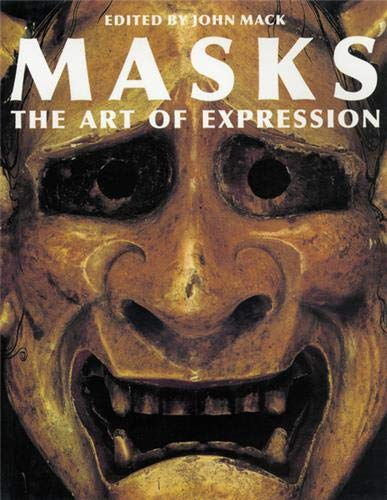 9780714125305: Masks the Art of Expression - (Paperback) /Anglais