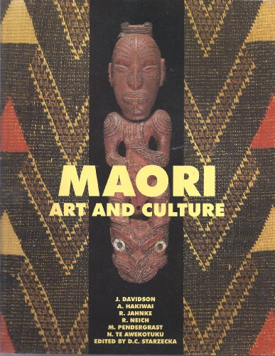 9780714125404: Maori Art and Culture: New revised and enlarged edition