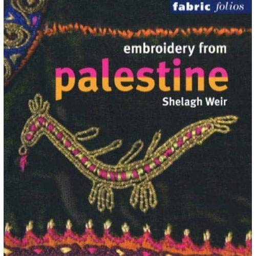9780714125732: Embroidery from Palestine (Fabric Folios)