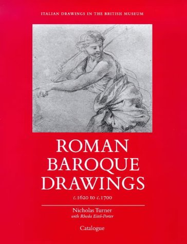 9780714126197: Roman Baroque Drawings C. 1620 to C. 1700: Catalogue and Plates