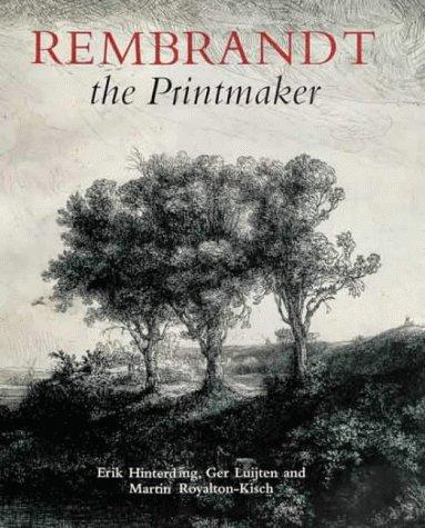 9780714126258: Rembrandt: The Printmaker