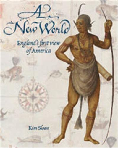 9780714126500: A New World: England's first view of America