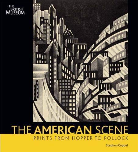 9780714126579: The American Scene: Prints From Hopper to Pollock
