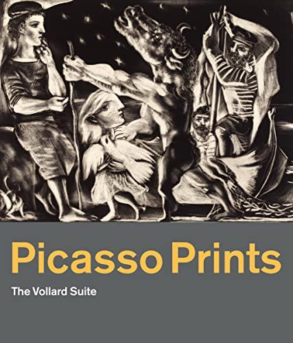 9780714126838: Picasso Prints: The Vollard Suite